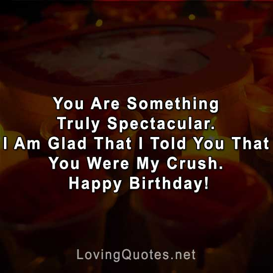 50+ Birthday Wishes For Crush [Make Her/His Birthday A Special Day]