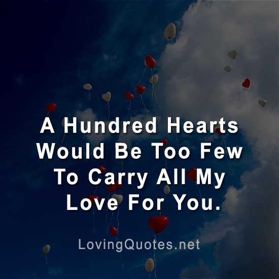 62+ Loving You Quotes & Sayings For Him/Her